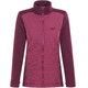 Jack Wolfskin Caribou Crossing Altis - Chaqueta Mujer - rojo